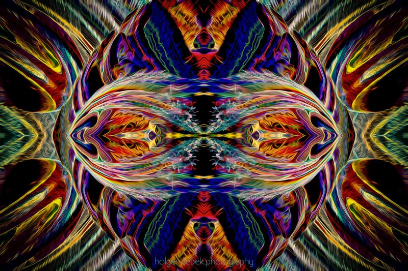 Digital Art - Synapse in luck