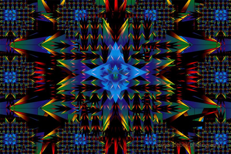 Digital Art - Pattern 3