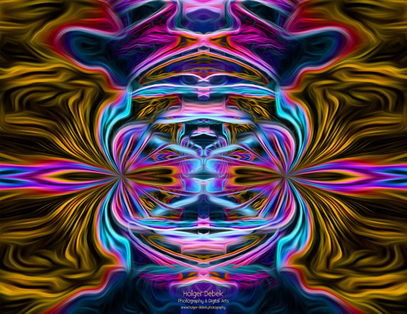 Digital Art - Energetic transmission